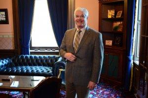 Senate Majority Leader Mike Shirkey
